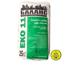 Смесь Баланс ЭКО 11 Для плитки (25кг)