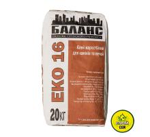 Смесь Баланс ЭКО 16 Для каминов (20 кг)