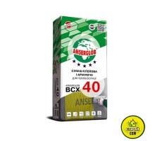 Смесь для армировки Anserglob BCX 40 (25кг)