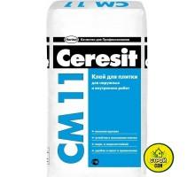 Клеющая смесь Ceresit СМ 11 (25кг)