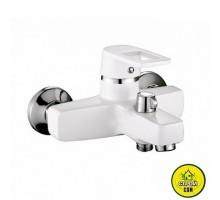 Смеситель ванна FW-H083-404 HI-NON моноблок белый